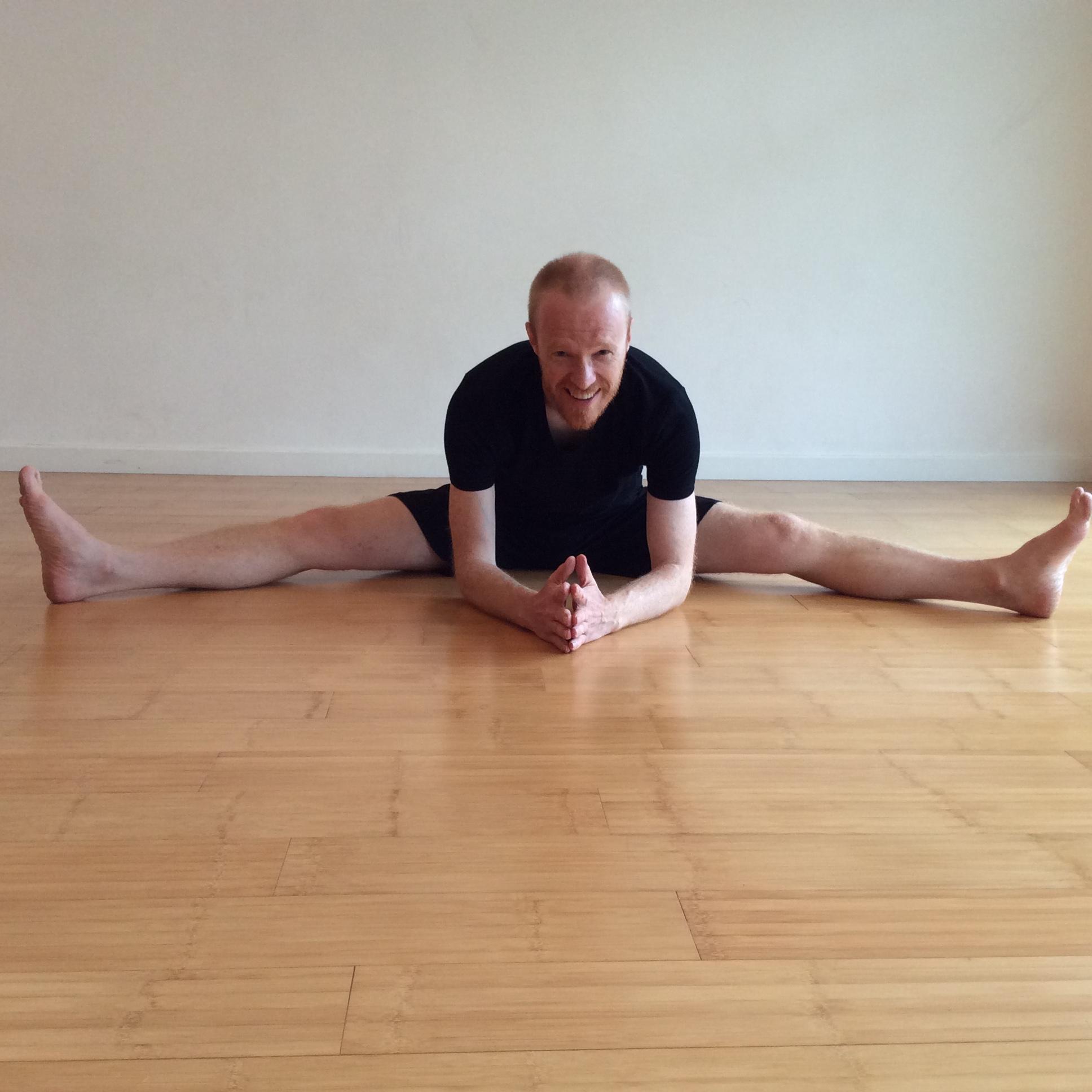 Yin Yoga Teacher Training 2019-20 Con Dhugal Meachem