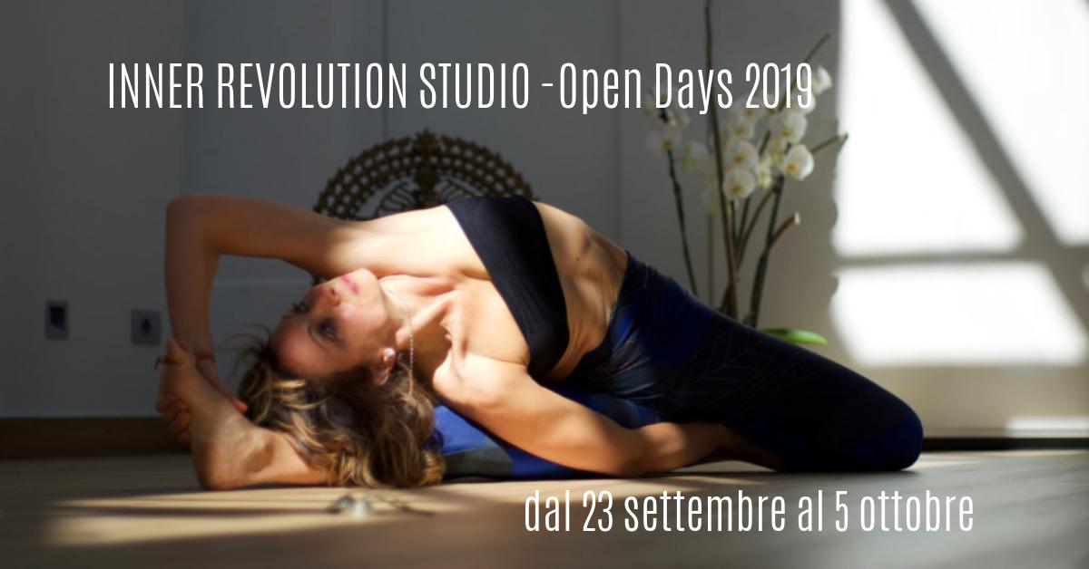 Open Days 2019 – Dal 23 Settembre Al 5 Ottobre