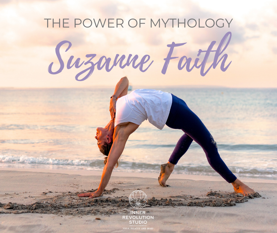 THE POWER OF MYTHOLOGY – Con Suzanne Faith
