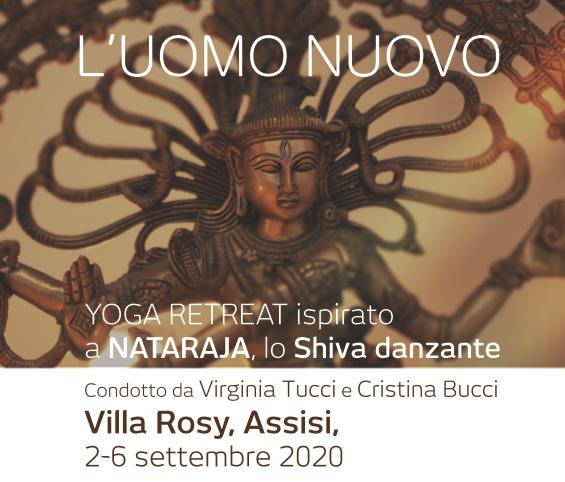 L'uomo Nuovo – Yoga Retreat 2-6 Settembre